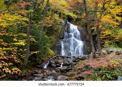 Mossy Creek Falls, Vermont