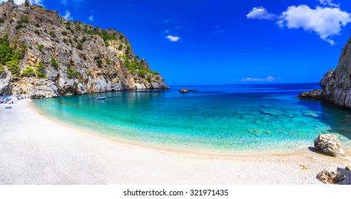 most beautiful beaches of Greece - Achata, in Karpathos island