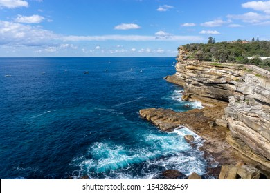 The most beautiful sea view from Gap park from Sydney