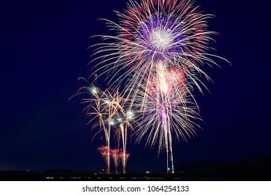 Most Beutiful Fireworks Festival