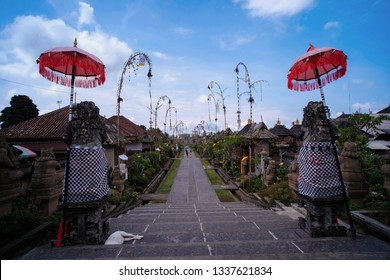 the most clean village in Bali Indonesia