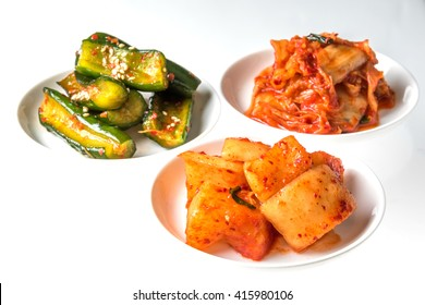 The most famous Korean pickle kimchi
