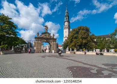 The most important sanctuary in Poland - Jasna Góra Częstochowa