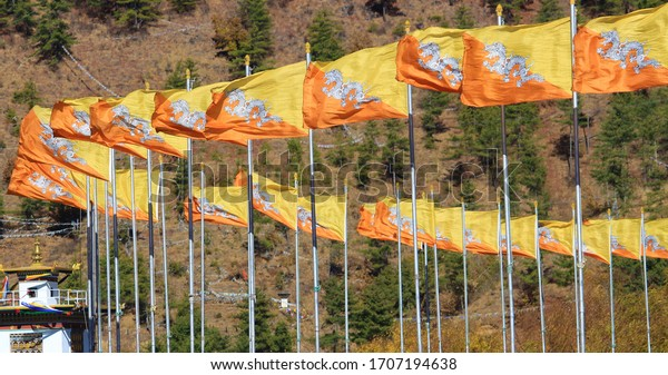 The most peaceful and beautiful city of the himalayas, Bhutan