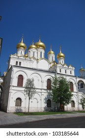 Most people who visit the kremlin in Moscow are surprised to find it full of beautiful gold domed churches