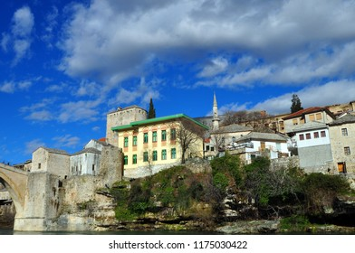 Mostar Yunus Emre Institute building.