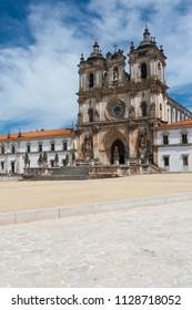 Mosteiro de Santa Maria de Alcobaca in Portugal