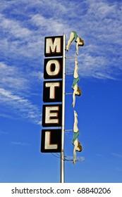 Motel Diving Woman, Neon