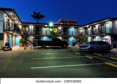 Motel near Los Angeles airport