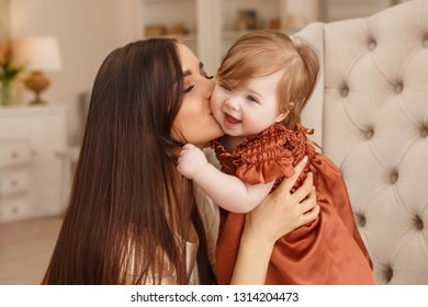 Mother, baby and love