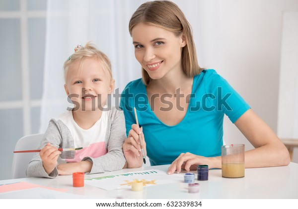 Mother and Child Parenting Motherhood Love Care Concept