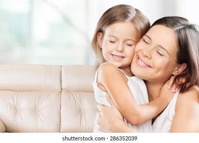 Mother, daughter, bio.