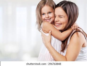 Mother, mom, toddler.