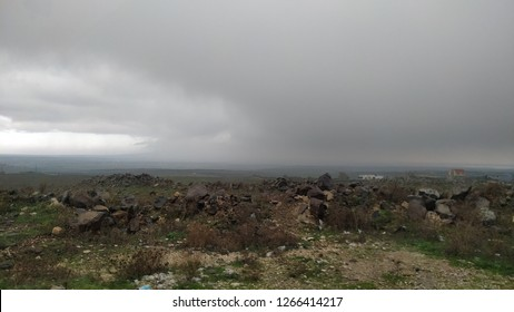 Mother nature view, Golan Highland Syria