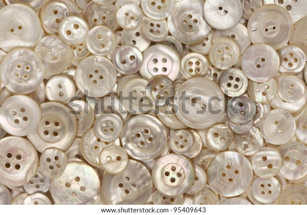mother of pearl buttons background