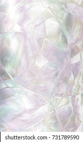mother of pearl multicolored background