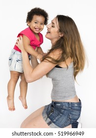 Mother Son Family Togetherness Studio Two Concept