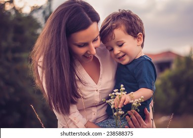 mom and son images stock photos vectors shutterstock