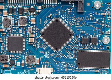 Motherboard circuitry