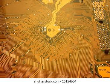 Motherboard - Space Electrical Equipment big macro image