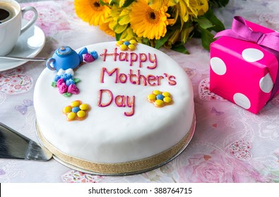 Miraculous Mothers Day Cake Images Stock Photos Vectors Shutterstock Funny Birthday Cards Online Sheoxdamsfinfo