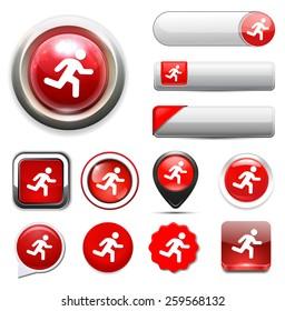 motion button