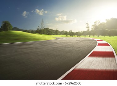 Race Track Images Stock Photos Vectors Shutterstock