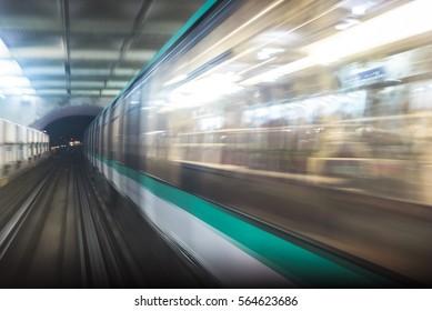 Motion subway