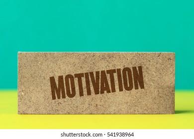 Motivation, Business Concept