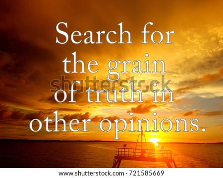 Motivation Wording Quotes Daily Life Saying Stock Photo Edit Now Awesome Daily Life Quotes