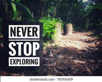 Jungle Quotes Stock Photos Images Photography Shutterstock