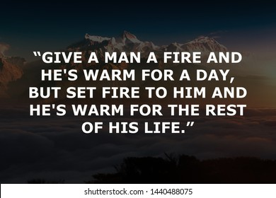 Quotes Fire Stock Photos, Images & Photography   Shutterstock