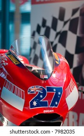 Moto gp. Casey stoner ducati world champion 2007