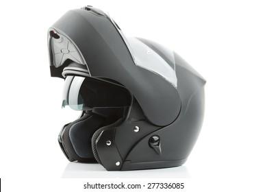 Motor bike helmet for road safety