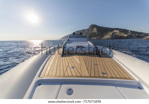motor boat, tender yacht anvera shipyard