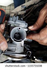 Motor Carburetors for motorbike.
