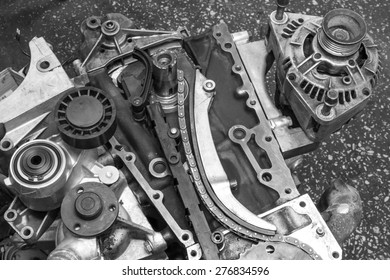 motor mechanisms