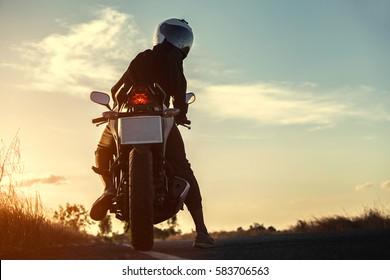 Motor tourist