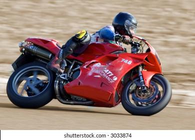 Motorbike racing - MotoGP