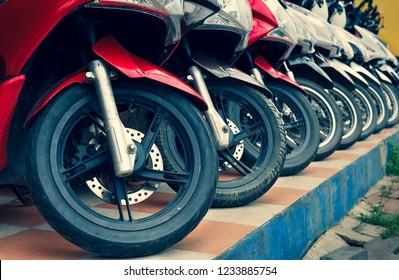 motorbike rent in thailand