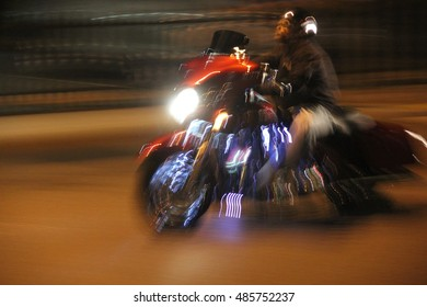 Motorcycle,