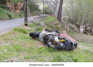 Motorcycle Accident Images, Stock Photos & Vectors | Shutterstock