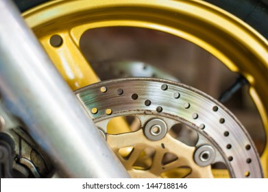 Motorcycle Disc Brakes Images, Stock Photos & Vectors