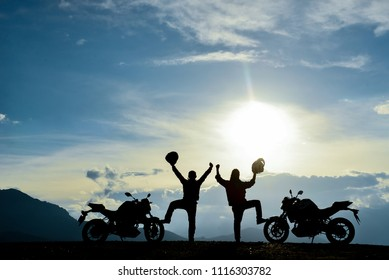 motorcycle buffs, adventures and references