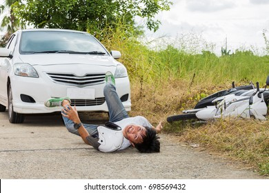 Motorbike Accident Images, Stock Photos & Vectors   Shutterstock
