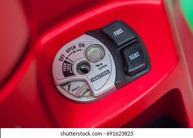 Motor Bike Start Button Images, Stock Photos & Vectors