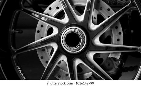 Motorcycle parts / A motorcycle often called a bike, motorbike, or cycle is a two- or three-wheeled motor vehicle