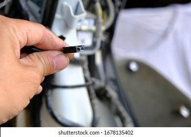 Motorcycle repairman Motorcycle repair Motorcycle wiring or motorcycle repair