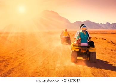 motorcycle safari egypt people travel beautiful  holiday background, extreme hobby games  speed achievement, sinai sharm desert amazing  fresh  quest