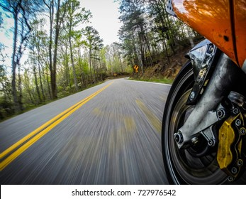motorcycle slow